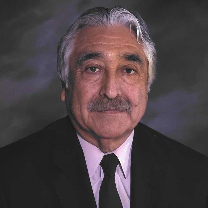 Alfredo Zamora Jr., MS